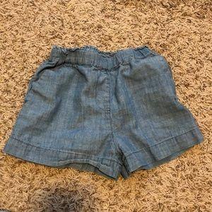 Chambray Crewcuts shorts